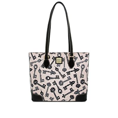 Disney Dooney & And Bourke Princess Keys Shopper Tote Bag Purse