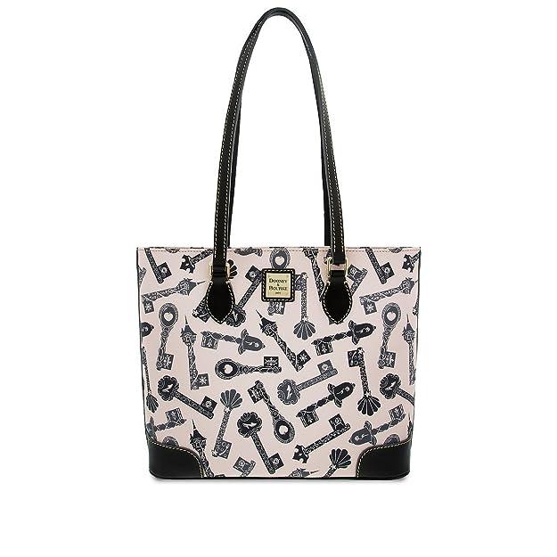 Amazon.com: Disney Dooney & And Bourke Princess Keys Shopper Tote Bag Purse: Shoes