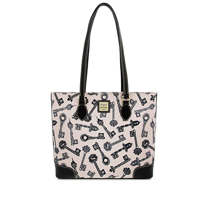 Amazon.com: Disney Dooney & And Bourke Princess Keys Shopper Tote Bag Purse: Shoes