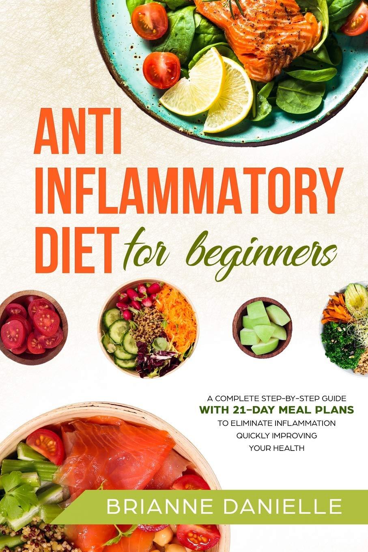 anti inflammatory diet menu