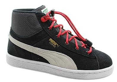 Classic 356794 Suède Noir Basket Kid 02 Puma Mid 6Yfb7mIgyv