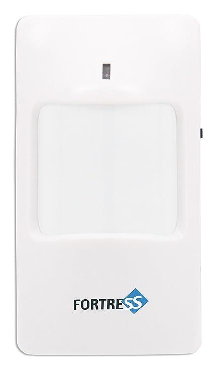 Fortress Security Store (TM) Sensor de Detector de movimiento para sistemas de alarma hogar