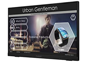 """Planar Helium PCT2235 Touch Screen 22"""" LED LCD Full HD Resolution Monitor with Helium Stand"""
