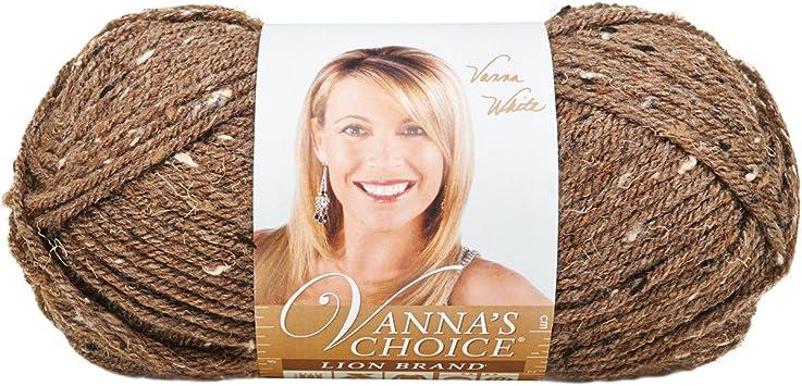 Barley Lion Brand Yarn 860-403F Vannas Choice Yarn