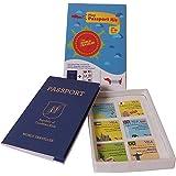 Traveller Kids - Play Passport Kit - Multi Colour