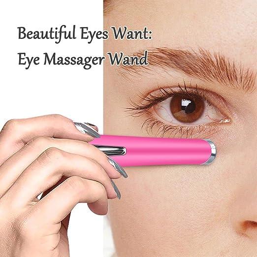 Amazon.com: Arrugas en los ojos Anti-Edad masajeador, alivia ...