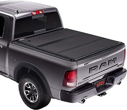 Amazon Com Extang Encore Hard Folding Truck Bed Tonneau Cover 62425 Fits 09 18 19 20 Classic Dodge Ram 1500 2500 3500 5 7 Bed Automotive