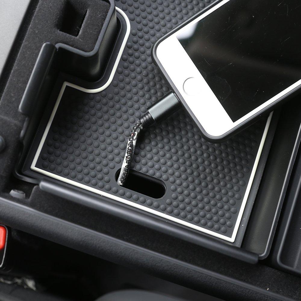 Armlehne Aufbewahrungsbox Auto Organizer Halter Tablett