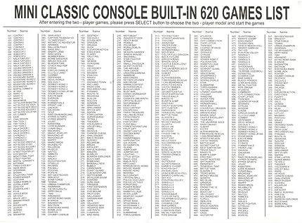 mini game anniversary edition 620 amazon