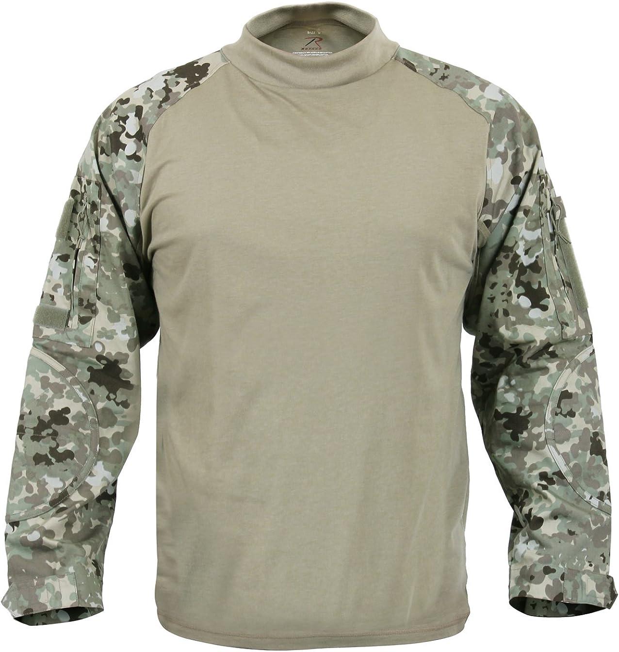 Rothco Subdued Urban Digital Camuflaje Tactical Camisa de combate: Amazon.es: Deportes y aire libre