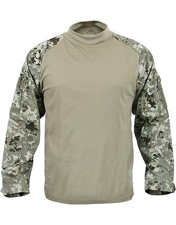 950c31a54002 Men s Military Shirts