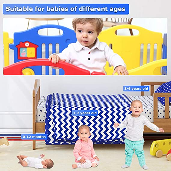Baby Play Fence Four Weeks Increase Large Fence Indoor Baby Crawling Mat Toddler Fence Home Ball Pool Toy Child Shatter-Resistant Fence Amusement Center