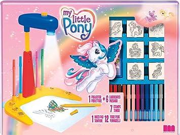 Mi Pequeño Pony Multiprint Proyector para Dibujar y Juego de ...