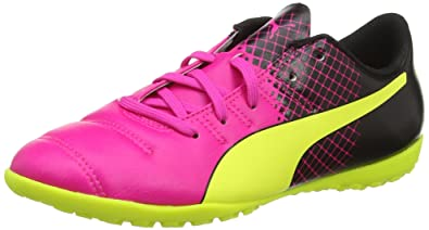 Puma Unisex Kids  Evopower 4.3 Tricks Turf Jr Football Boots  Amazon ... 6cdfee5fe