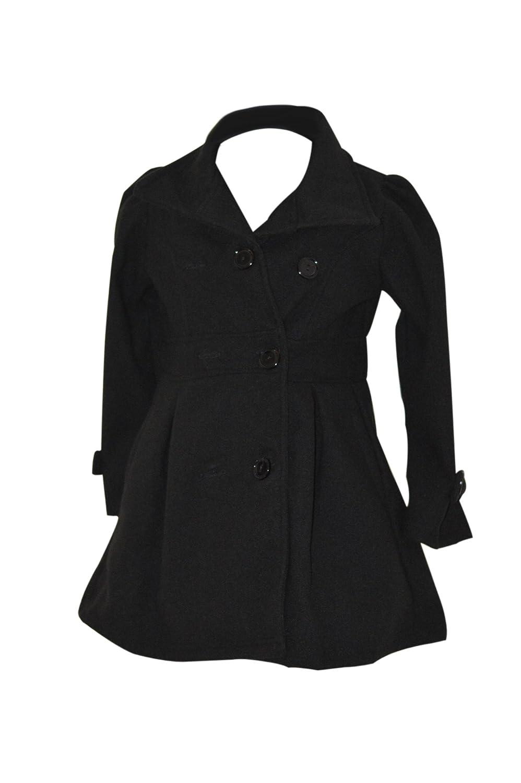 fb4aa0db0e43 Amazon.com  Pea Coat for Girls  Clothing