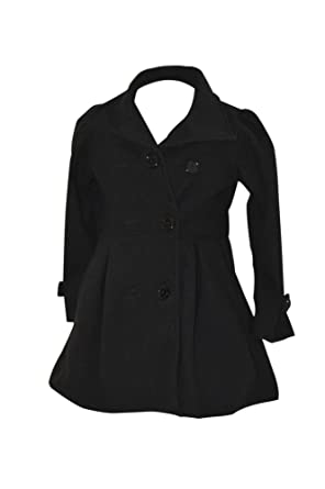 83443d99cac0 Amazon.com  Pea Coat for Girls  Clothing
