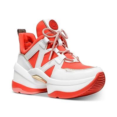 Michael Kors MK Women's Olympia Trainer Scuba Dad Sneaker Shoes   Fashion Sneakers