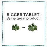 2 in 1 Chlorella & Spirulina Tablets. Premium