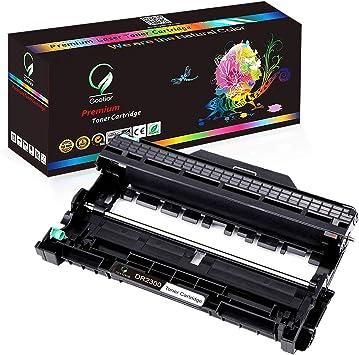 Gootior DR2300 Tambor, 12000 Copias, Compatible para Brother HL ...
