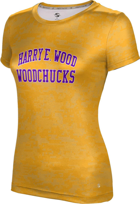 ProSphere Women's Harry E. Wood High School Digital Tech Tee