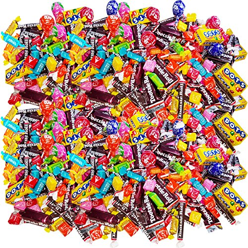 Bulk Starburst & Tootsie Favorites 9.5 Lb Candy Variety Value Bundle Care Package 400+ Pcs (152 -