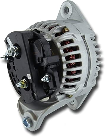 ALTERNATOR FOR ALLIS CASE CATERPILLAR FORD MASSEY NEW HOLLAND TRACTOR 200 Amp