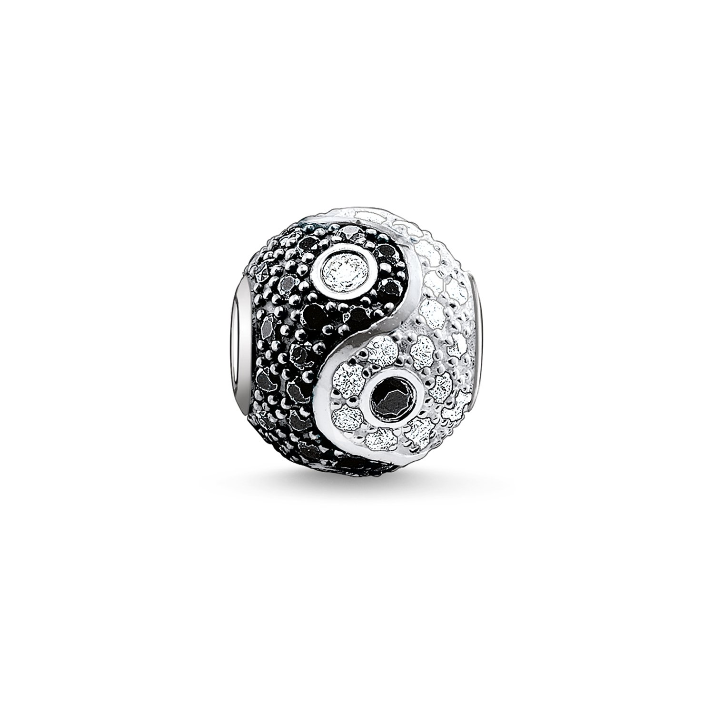 /Pav/é k0070 051 18 Thomas Sabo Karma Beads Bead Yin Yang/