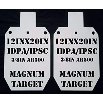 Steel Shooting Targets