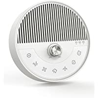 AVWOO White Noise Machine - Multifunction Sound Machine, 2 in 1 Sound Machine & Portable Bluetooth Speaker with 5W HD…