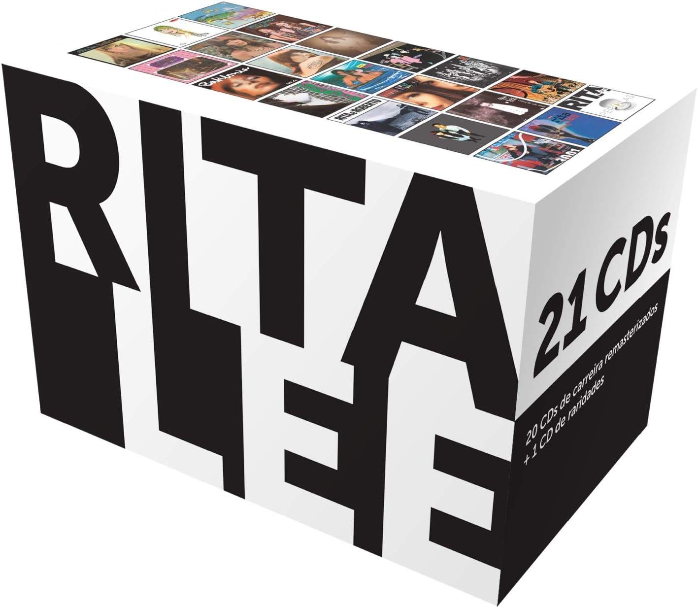 Rita Lee - Discografia [CD]