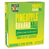 Pressed by KIND Fruit Bars, Pineapple Banana Kale