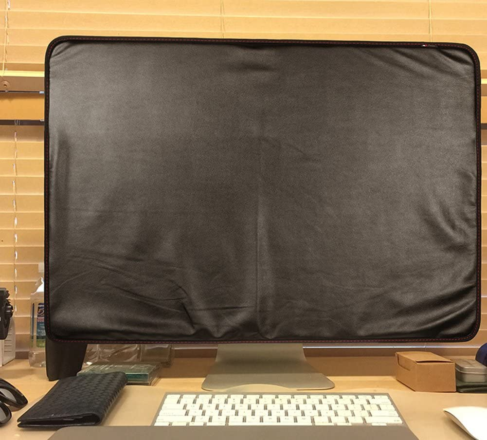 TX Black Display Screen Dust Protection Cover for iMac All-in-One Computers,Protective Foil,Computer Accessories