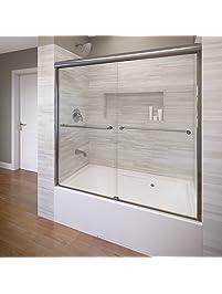 Basco Celesta Semi Frameless Sliding Tub Door.