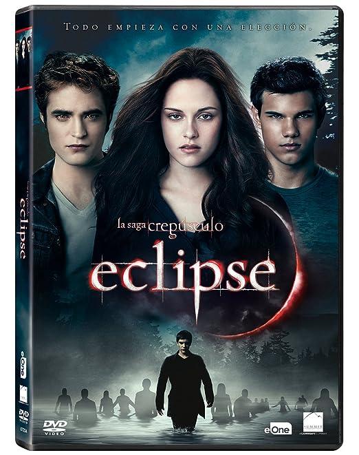Crepusculo: Eclipse [DVD]: Amazon.es: Kristen Stewart, Robert ...