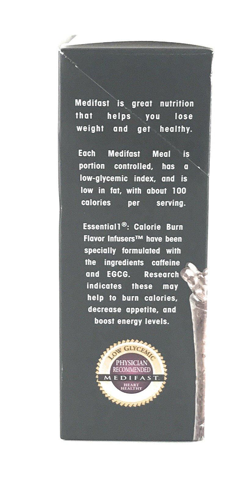 Medifast Essential1: Calorie Burn Strawberry Lemonade Flavor Infuser (1 Box/21 Servings) by Medifast (Image #4)