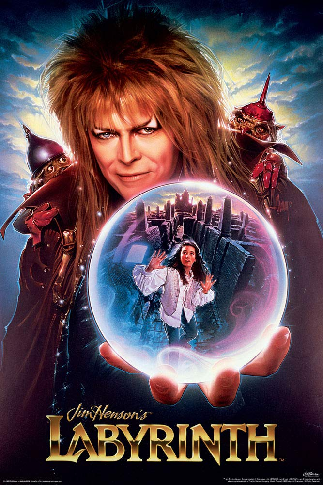 Labyrinth Poster 24 x 36in