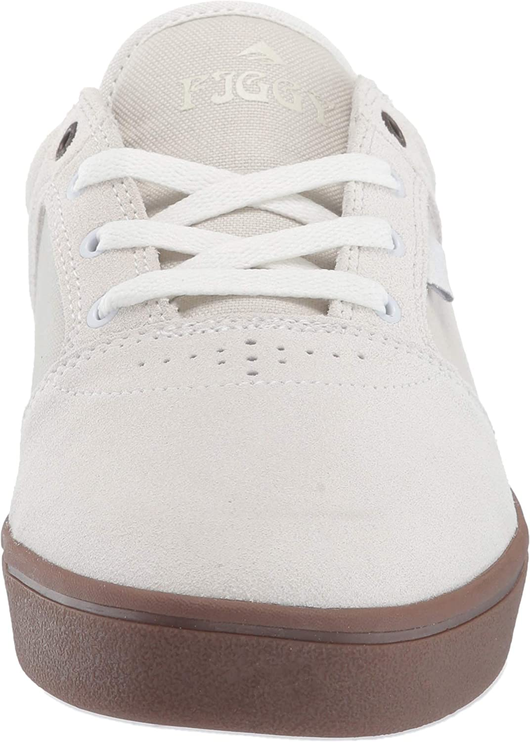 Emerica Figgy doos voor heren, wit rubber, medium White Gum