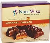 NutriWise - Caramel Crunch Diet Protein Bars