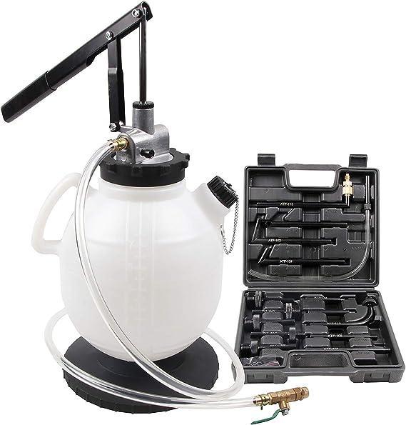 Füllsystem Befüllsystem Getriebe Öl Atf Mit 15 Adapter Öleinfüllgerät Öleinfüller Ölfüllgerät Einfüllgerät Baumarkt