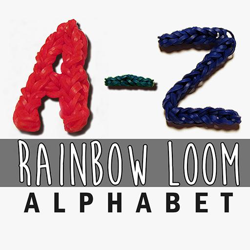 rainbow loom video tutorials az alphabet series top