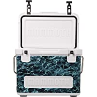 Mammoth Coolers MC25W-MO-EAS-DW Mossy Oak Elements Agua Cooler, Blue, 25 Quart