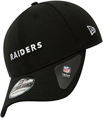 New Era NFL Cap - Oakland Raiders Mini Teamword 39thirty - Gorra ...
