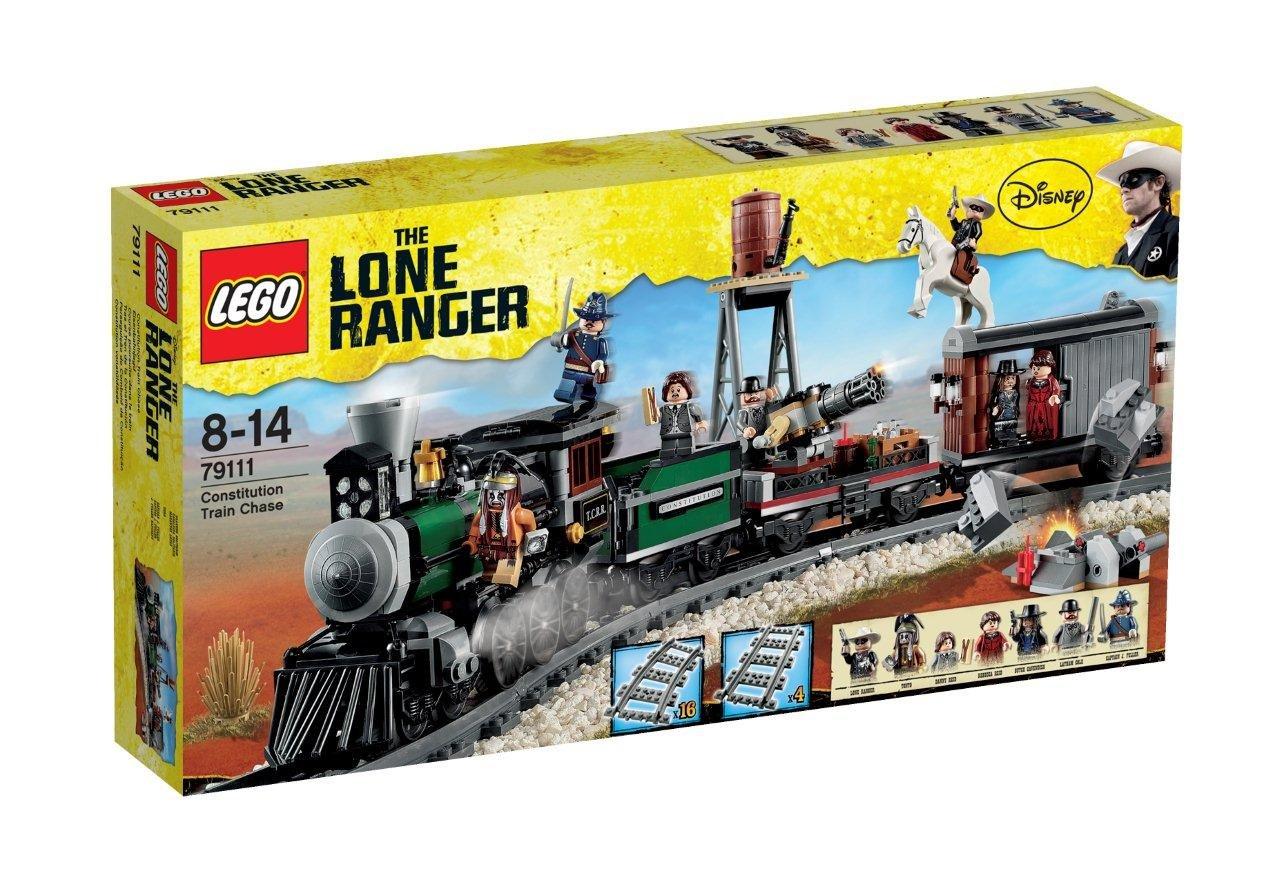 LEGO The Lone Ranger 79111 - Eisenbahnjagd