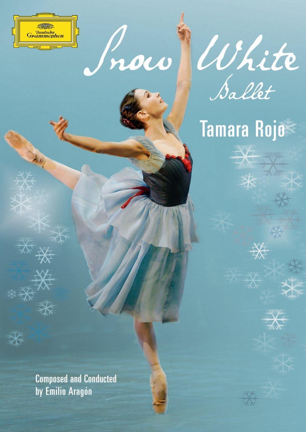 DVD : Bilbao Symphony Orchestra - Snow White (DVD)