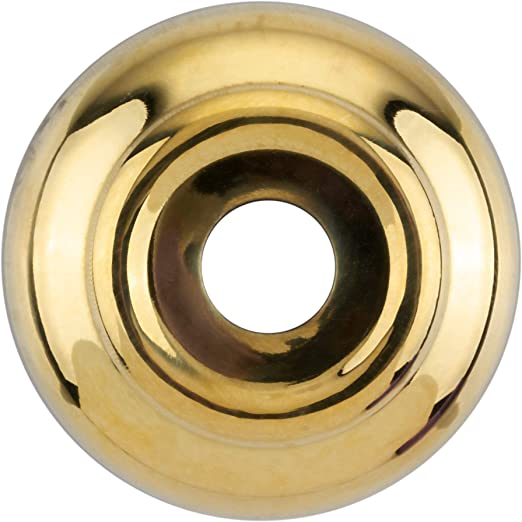 FURNITURE REPAIR PARTS IRON BED BRASS BALL WASHER B9401