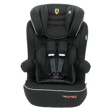 b017e6f29b556 Mycarsit Siège Auto Ferrari