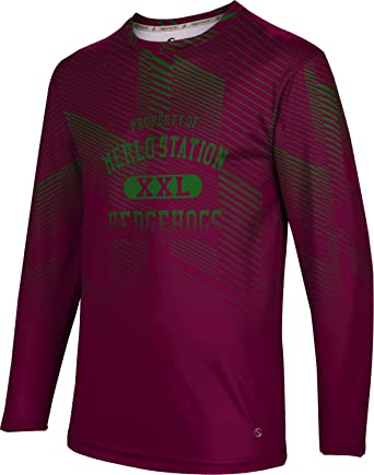 5d5775c38766 ProSphere Men s Merlo Station High School Bold Long Sleeve Tee (Apparel)  F0412