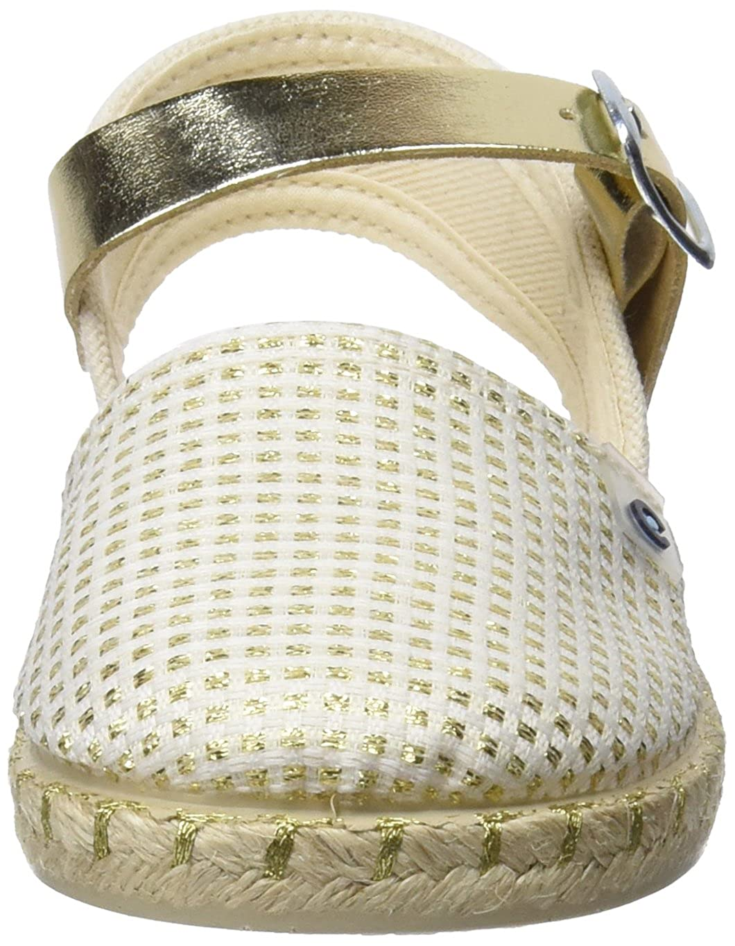 Amazon.com | Conguitos Baby Girls IV121503 (Toddler/Little Kid) Gold 28 M EU | Shoes