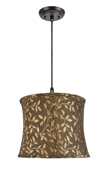 Amazon.com: Aspen Creative 1-Light colgante de techo con ...