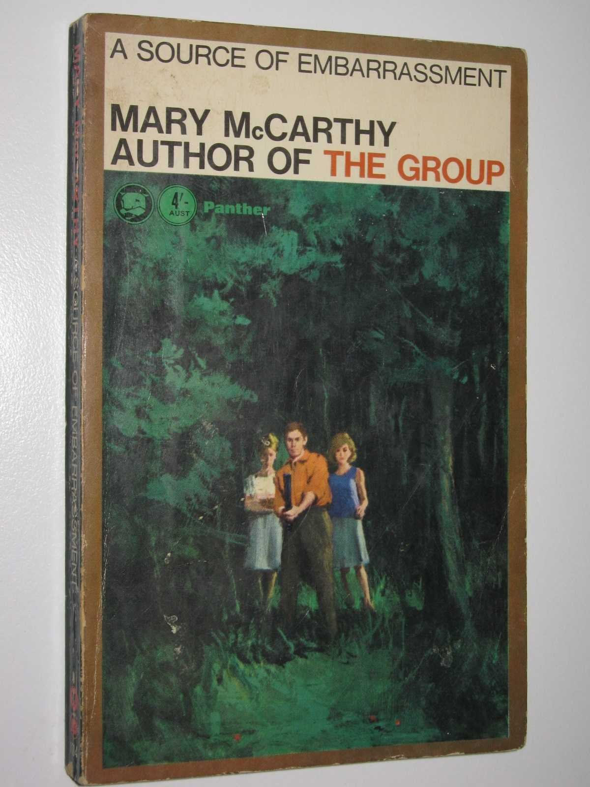 A Source of Embarrassment, McCarthy, Mary